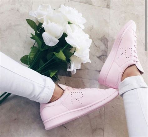 shoes pink pink shoes sportswear sport shoes sneakers