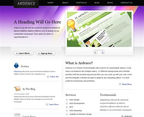 Download Free Web Templates For Beginners Free Internetholiday Simple Website Templates For Beginners