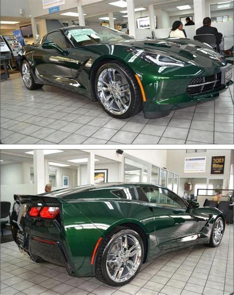 Official LIME ROCK GREEN C7 Corvette Stingray Photos Thread Page 3 Chevrolet Corvette