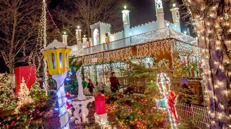 10 dazzling holiday light displays in massachusetts