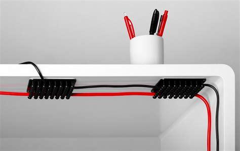 Kabels Wegwerken Bureau kabels wegwerken in stijl interieur ideeen