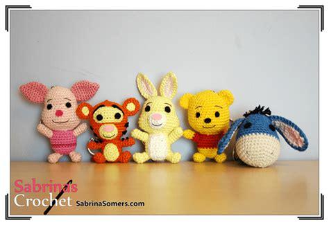 amigurumi pattern winnie the pooh sabrina s crochet rabbit amigurumi winnie the pooh