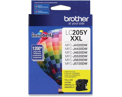 Toner Lbc mfc j4620dw cyan ink cartridge 1 200 pages