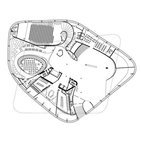 organic architecture floor plans 25 best floor plan images on pinterest floor plans