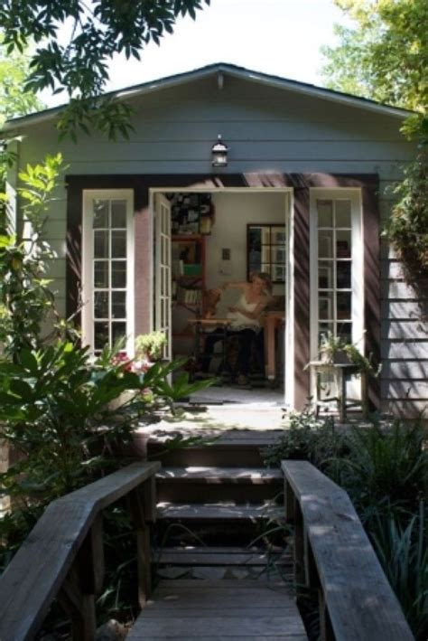 Backyard Studio Neutral Home Pinterest Backyard Studio
