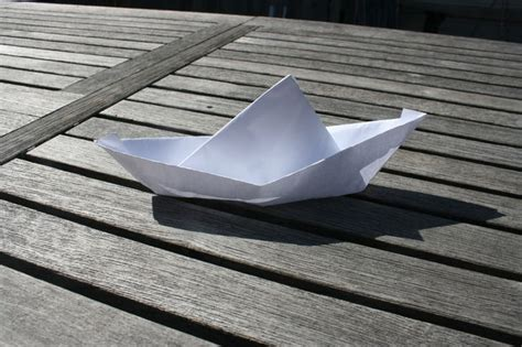 How To Make A Ship Out Of Paper - may 2011