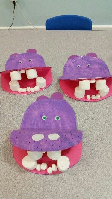 hippo paper plate craft 17 best ideas about hungry hungry hippos on