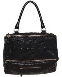 Givenchy Arielle Studded1660 givenchy medium pandora leather studded bag in black lyst