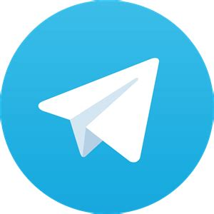 How Do You Search For On Telegram Telegram Logo Vector Ai Free