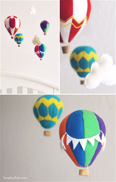 Make A Paper Air Balloon - design inspiration july 2012
