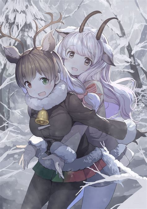 friends images reindeer kemono friends zerochan anime image board
