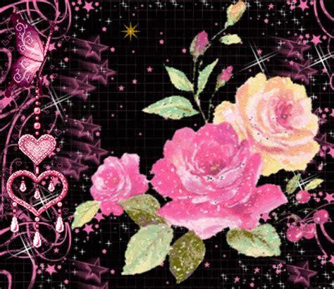immagini fiori glitter fiori1