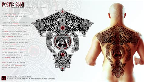 norse mythology tattoos celtic knotwork yggdrasil by vesner on deviantart