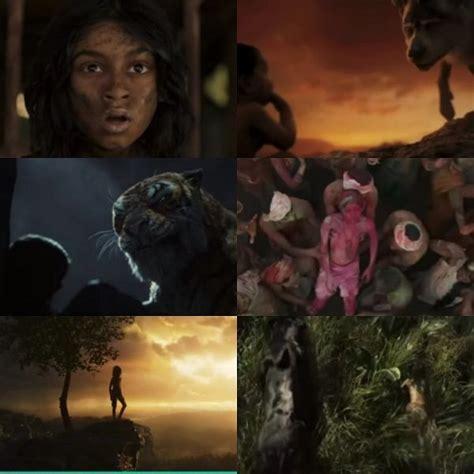 benedict cumberbatch mowgli mowgli trailer leaked first look at christian bale as