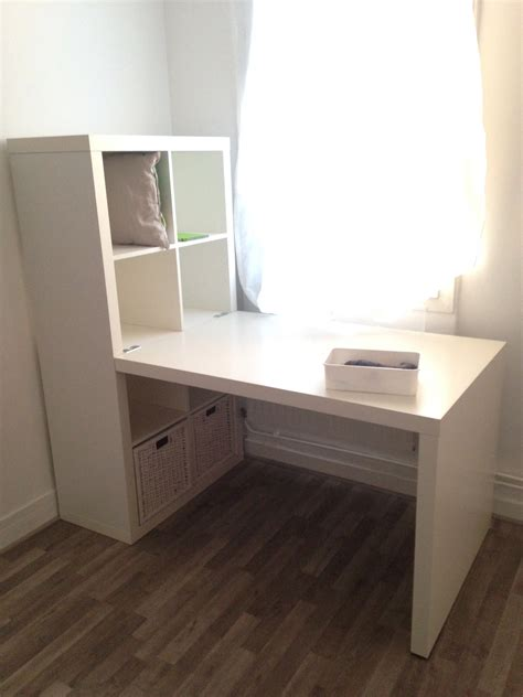ikea desk expedit for the home
