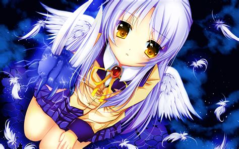 Anime Angel Beats Sub Indo 749 Angel Beats Hd Wallpapers Backgrounds Wallpaper