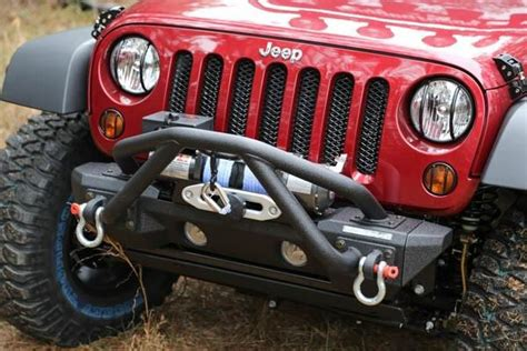 rugged ridge all terrain bumper purchase rugged ridge all terrain steel front bumper package jeep wrangler jk 07 14 motorcycle