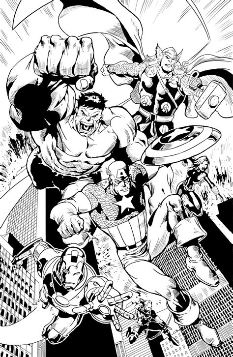 dark avengers coloring pages avengers by philliecheesie on deviantart