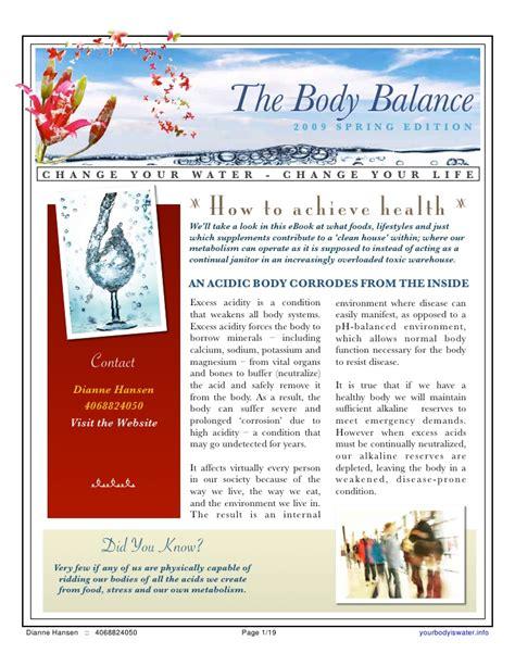 the balance 2009 books alkaline balance e book