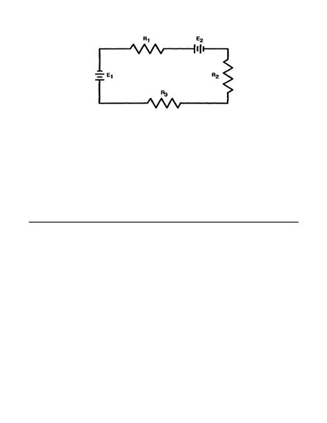 a circuit contains two resistors connected in parallel the value of r1 is 30 a circuit contains three resistors connected in series across 100 28 images a circuit