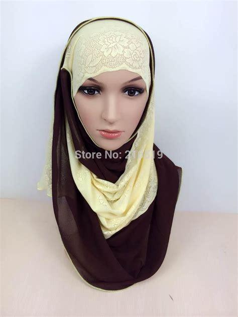 aliexpress buy high quality muslim headscarf