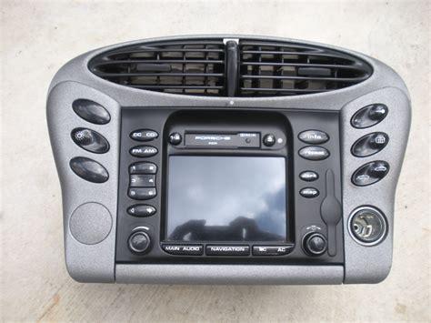 porsche stereo porsche boxster 986 996 911 navigation stereo w cd