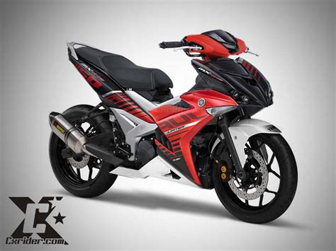 Modifikasi Jupiter Mx Pake Kepala Mio by Konsep Modifikasi Jupiter Mx King 150 Jupiter Mx150
