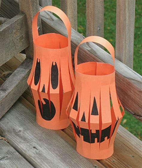 O Lantern Paper Craft - lanterns craft