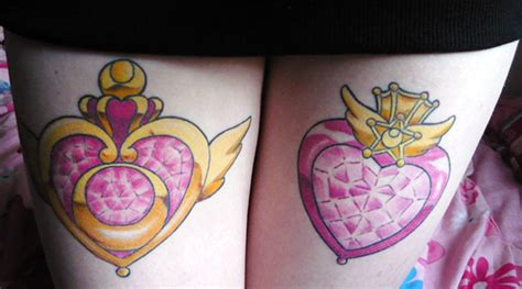 sailor moon tattoos nerdy sailor moon tattoos half empty e tank