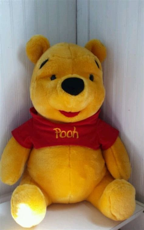 The Pooh Jumbo Disney Winnie The Pooh 21 Quot Inch Large Big Jumbo Stuffed