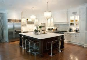 Kitchen With Island Kitchen Remodel With Huge Island Custom Kitchens