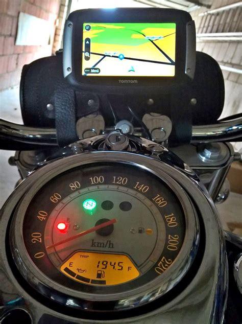 Motorradtouren Tomtom by Tomtom Rider 400 Angebaut Motorradtouren Nrw Friends