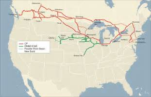 rail canada map