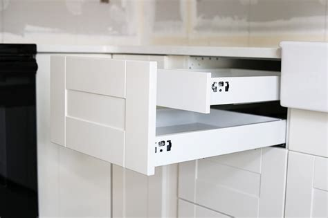 ikea kitchen cabinet drawers the benefits and drawbacks of an ikea kitchen mamakea blog