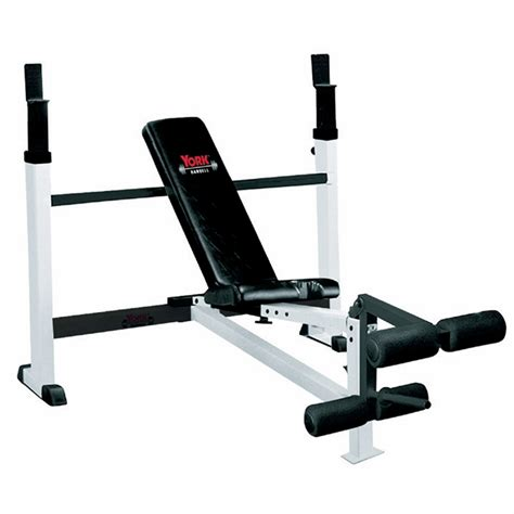 weight bench machine fts york olympic weight bench w leg developer