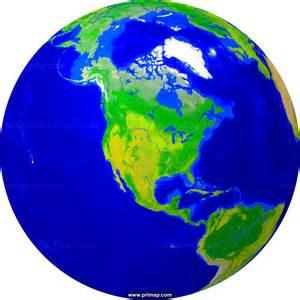 earth world map globe primap world maps