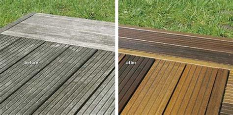 Composite Decking Brands by How To Clean Decking Wood Finishes Direct