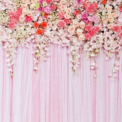 Wedding Backdrop Linen by Huayi Wedding Stage Backdrop Decoration Fabric Cloth