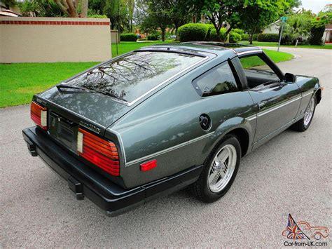 1983 datsun 280zx turbo 1983 datsun 280zx turbo automatic