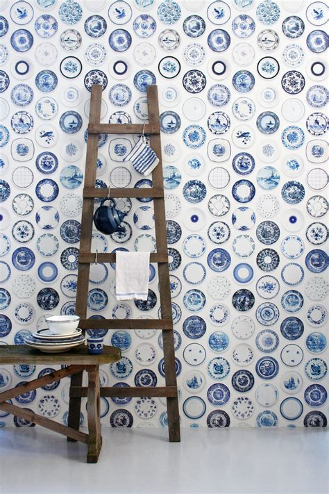 papier peint sp馗ial cuisine behang studio ditte dorritdesign webshop nl