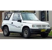 1992 1994 Suzuki Vitara SE416C Type2 JX Softtop 01