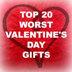 The 20 worst gifts for valentine 39 s day leanne shirtliffe