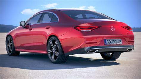 Mercedes 2019 Cls by Mercedes Cls 2019