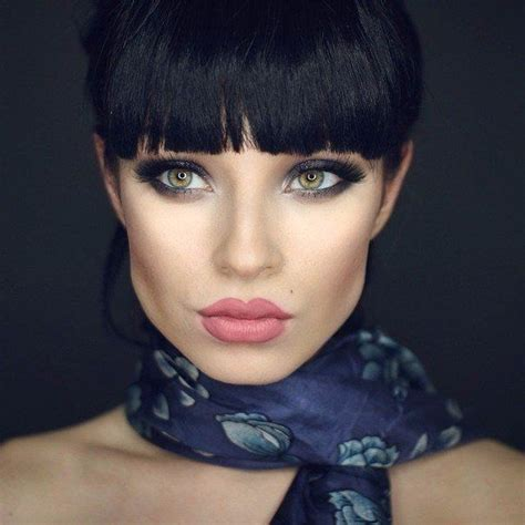 hairstyles for diamond face cut diamond face bowl cut trendy hairstyles pinterest