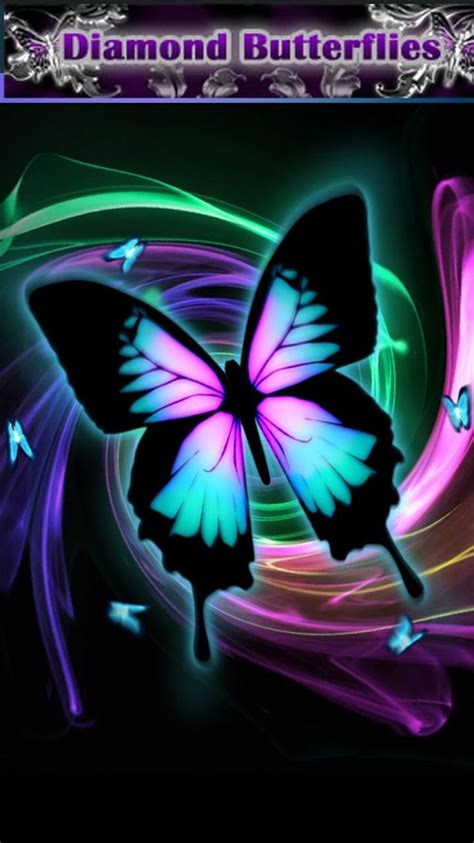 butterfly wallpaper  tablets wallpapersafari