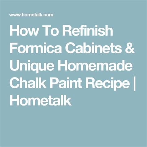 how to refinish formica cabinets unique homemade chalk how to refinish formica cabinets unique homemade chalk