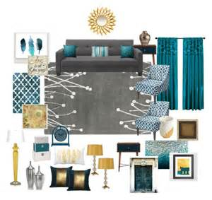 Grey And Gold Curtains Decorating 1000 Ideas About Teal Living Rooms On Interior Design Living Room Lounge Decor And