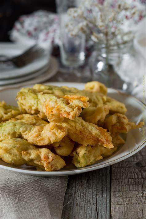 fior di zucchine in pastella fiori di zucchine in pastella di birra e farina di granito