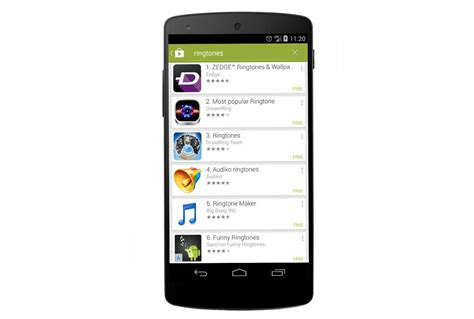 ringtones for android phone how to change the ringtone on your android phone