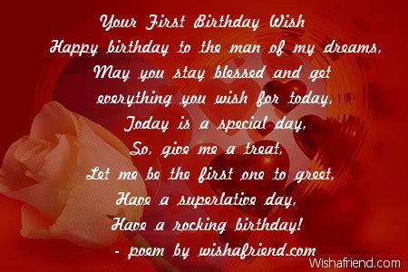 Boyfriend Birthday Quotes Boyfriend Birthday Poems
